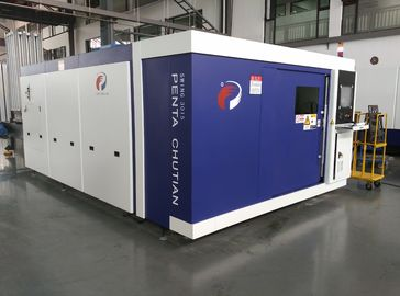 China High Performance Fiber Laser Cutting Machine 200 M/Min for Metal Processing Industry supplier