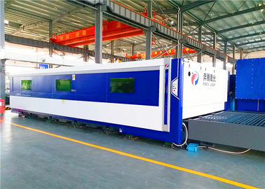 China Speed 180m/Min CNC Metal Cutting Laser Machine TRUMPF Disk Laser Source supplier