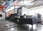 China Automobile Industry Metal Tube Laser Cutting Machine / CNC Tube Cutter factory
