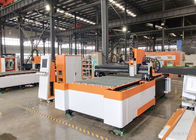 China Medium - Power Low Noise Metal Laser Cutting Machine , Laser Metal Cutting Equipment company