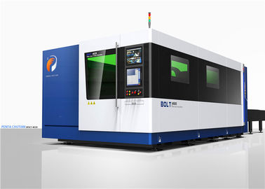 China High Efficiency IPG Laser Sheet Cutting Machine Automatically Easy Operation distributor