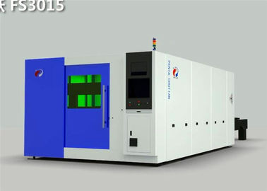 China High Efficiency CNC Laser Cutting Machine for Stainless Steel , 2000W Power distributor