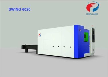 China Professional Automatic Stainless Steel Laser Cutting Machine 2000W Low Noise factory