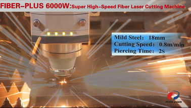 China Metal Plate Automatic Laser Cutting Machine , CNC Fiber Laser Cutter Double Servo Motor factory