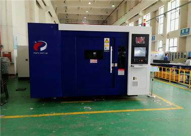 China Penta 8000W CNC Laser Cutting Machine 380V 50Hz With Water Cooling Way distributor