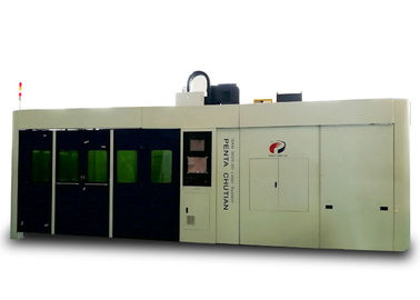 China Energy Saving CNC Laser Cutting Machine for Stainless Steel , 3000W Power distributor