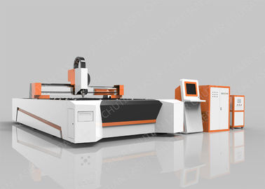 China 1500W Raycus Laser Source Fiber Laser Cutting Machine For Metal With Medium Power distributor